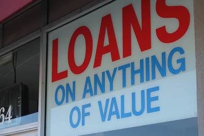 One more reason to avoid revenue-backed loans